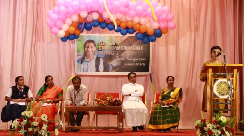 Girl`s Empowerment Wing & Club Inauguration